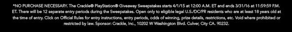 Watch & Win - Official Rules